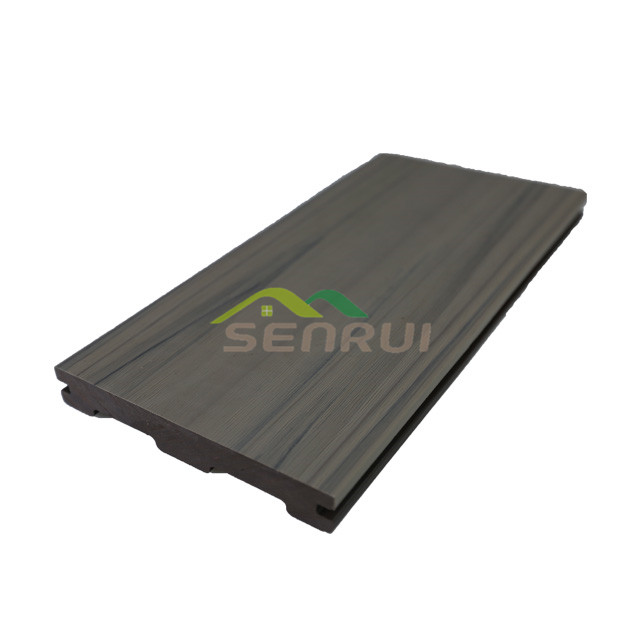 Co-extruded decking